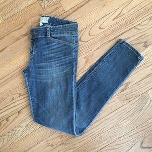 Current/Elliott skinny jeans size 27